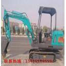 履帶式挖掘機