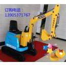 儿童玩具 电动挖掘机厂家直销