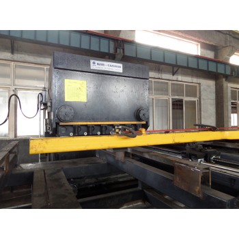 钢结构生产线