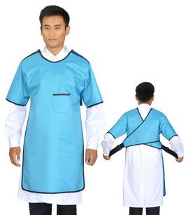 HA03反穿半袖单面式铅衣
