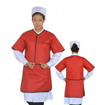 HA08-2防护套裙(单面半袖式)