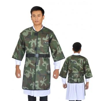 HB02铅胶衣(正穿长袖单面式)