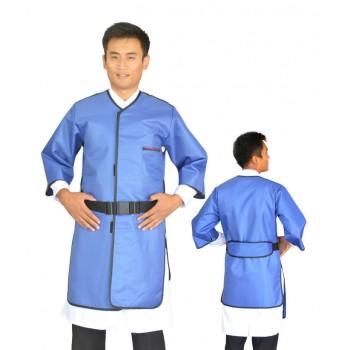 HB02-2正穿长袖双面式铅衣