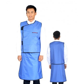 HC08防护套裙(分体双面无袖)