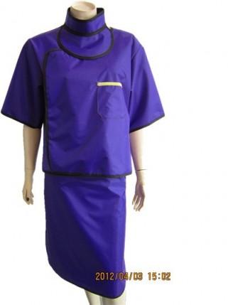 HC09防护套裙(分体双面半袖)
