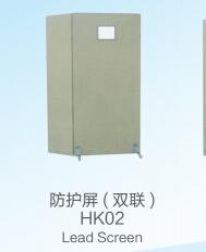 HK02防护屏(双联式)