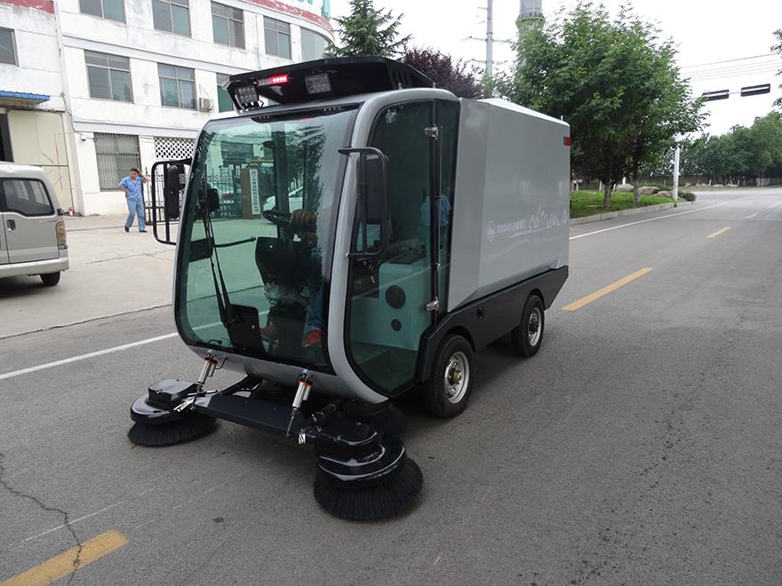 新能源掃路車