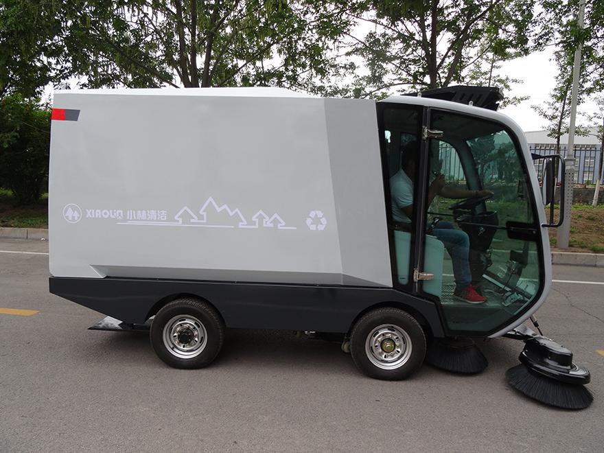 新能源掃路車4