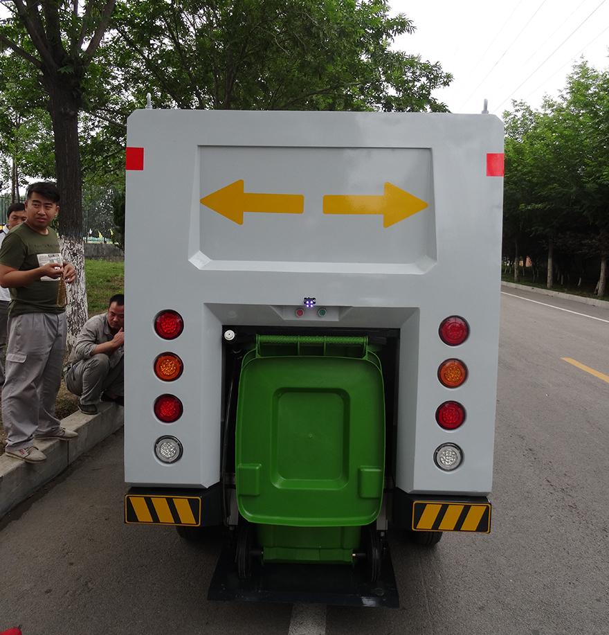 新能源掃路車6
