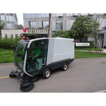 2100電動掃路車