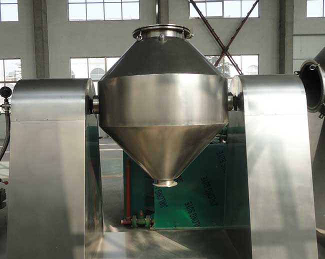 ZGS系列双锥真空干燥机