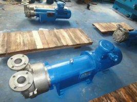 2BV不锈钢真空泵 (2)