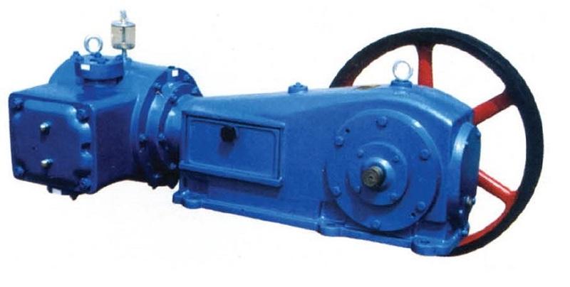 W往复式真空泵