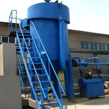 微浮選氣浮汙水處理機