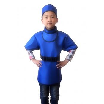 兒童反穿膠衣FA16-1