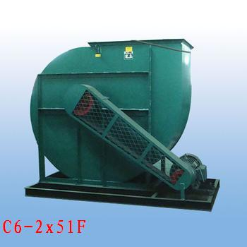 C6-2×51F式排尘离心通风机