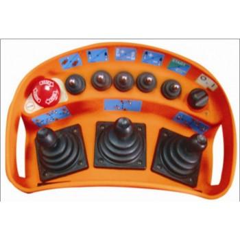 GENIO-SFERA系列多摇杆多速遥控器