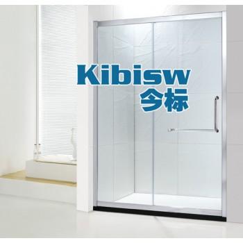 酒店淋浴房|浴室隔断门|卫生间淋浴屏风门|洗手间推拉玻璃门