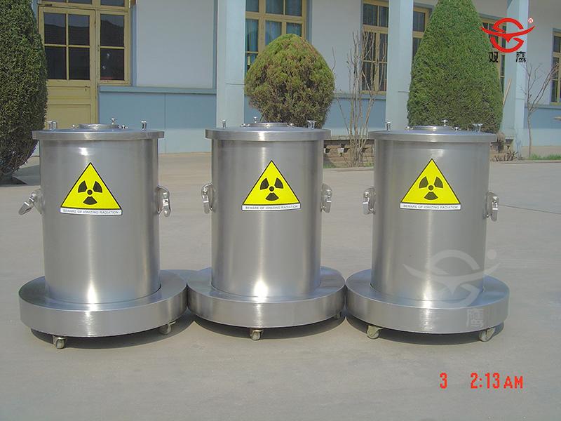 放射废物储存桶