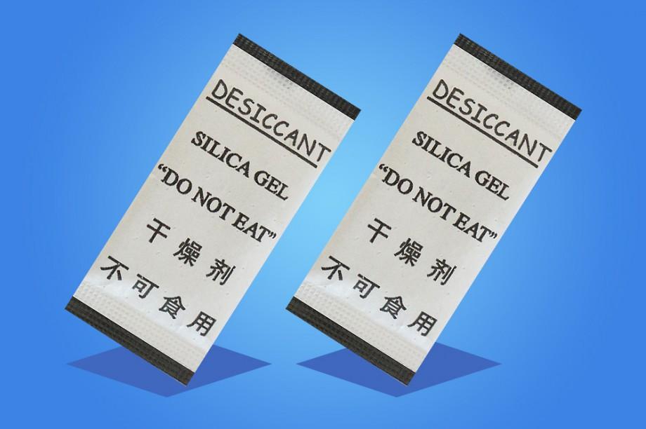 纸袋装药用干燥剂