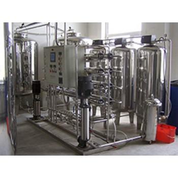 2T不锈钢反滲透水處理設備