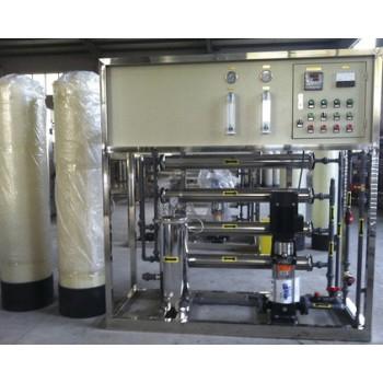 1.5T不锈钢反渗透水处理设备