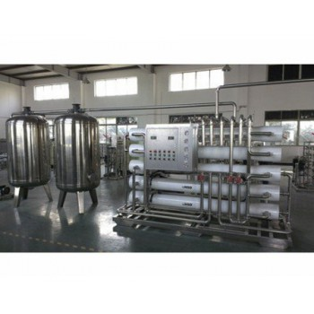 800T玻璃钢反渗透水处理设备