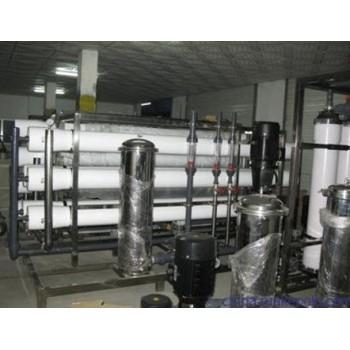 60T玻璃钢反滲透水處理設備