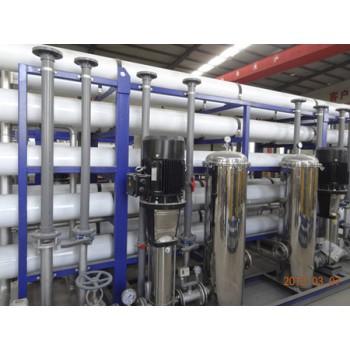 30T玻璃钢反滲透水處理設備