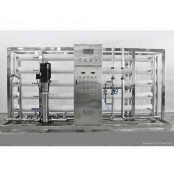20T玻璃钢反渗透水处理设备