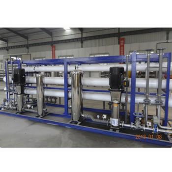 10T玻璃钢反渗透水处理设备