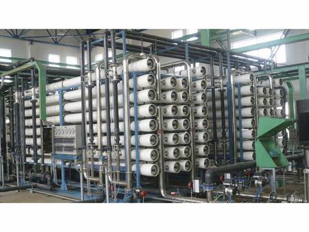 玻璃鋼反滲透水處理設備