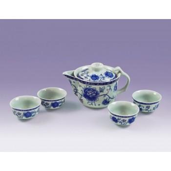 高档青瓷茶具