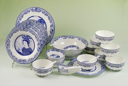 促销陶瓷餐具
