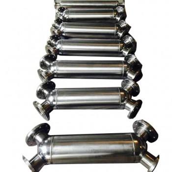 螺旋螺纹管冷凝器