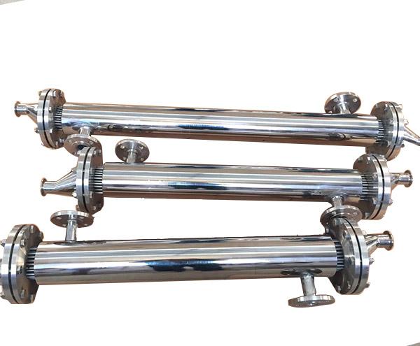 双管板换热器