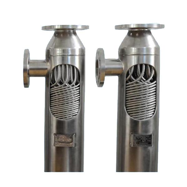 螺旋纏繞管換熱器