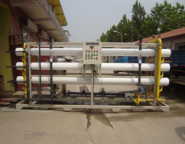 12吨单机反渗透设备
