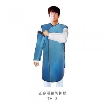 正穿活袖防护服TH-3