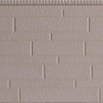 宽窄砖纹金属雕花板