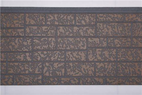 石頭紋金屬雕花板 (2)