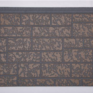 石頭紋金屬雕花板