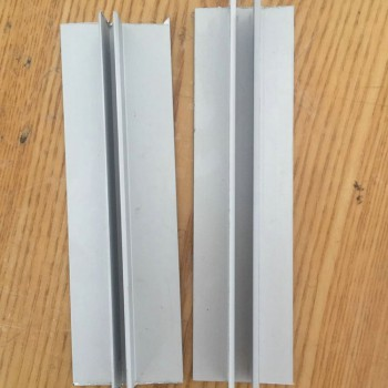 金属压花板连接件
