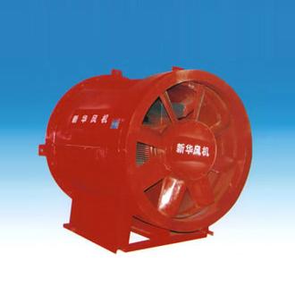K系列礦用節能風機