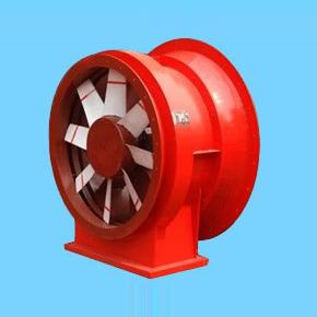 JK系列礦用局部扇風機