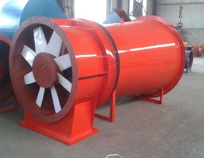 SDFD系列隧道射流风机