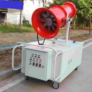 BYZ 風送式遠程噴霧機