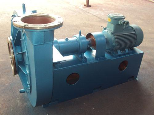 MJG 型煤氣加壓離心鼓風機