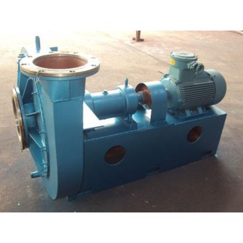 MJG型煤氣加壓離心鼓風機