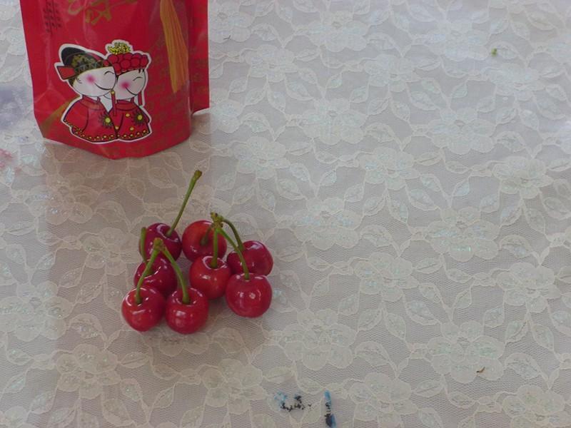 美早大樱桃
